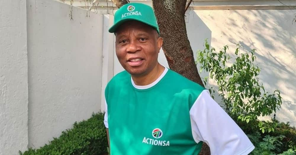 Mashaba's Action SA's request to register as political party rejected