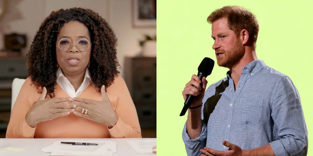 Oprah Says Prince Harry's Honesty Has Not Helped His Family Situation
