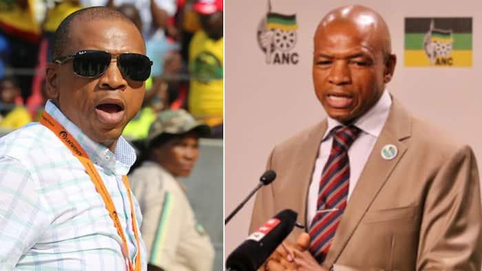 DA's Leon Basson feels Mahumapelo's suspension is 10 years too late