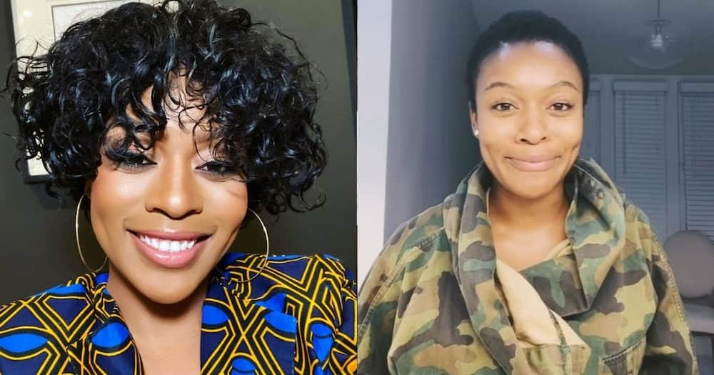 Nomzamo Mbatha Does Not Want a Man, She's Busy Securing the Bag