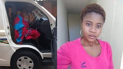Daughter thanks taxi-driving mom for never letting her go hungry