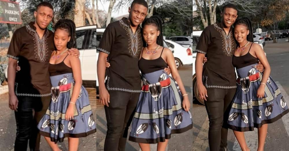 Stunning couple gets engaged and shares photos online: SA reacts