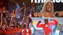 Meghan Thee Stallion and Cardi B steal the show at BET Awards