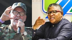 Carl Niehaus claps back at Mbalula's 'thug' post with an R8m defamation lawsuit