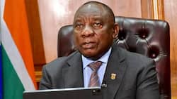 """President Cyril Ramaphosa urges citizens to reject crime: """"Not part of SA's heritage"""""""