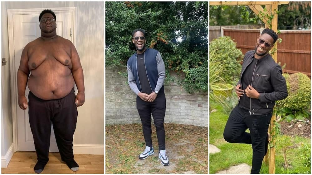 Obese man reveals how he lost 20 stone and turned his life around