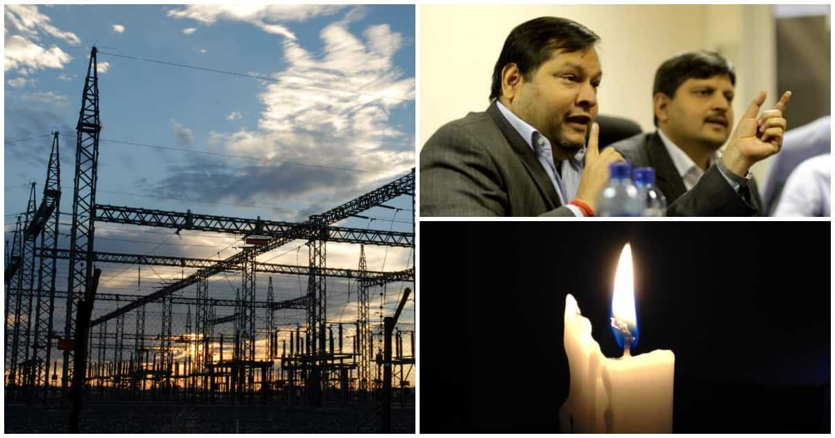 Why the Guptas are to blame for the festive season ...