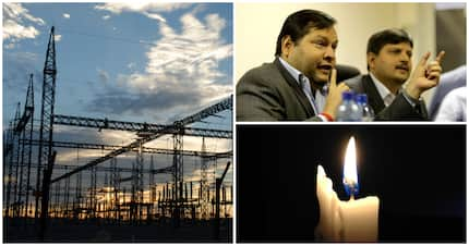 Why the Guptas are to blame for the festive season loadshedding