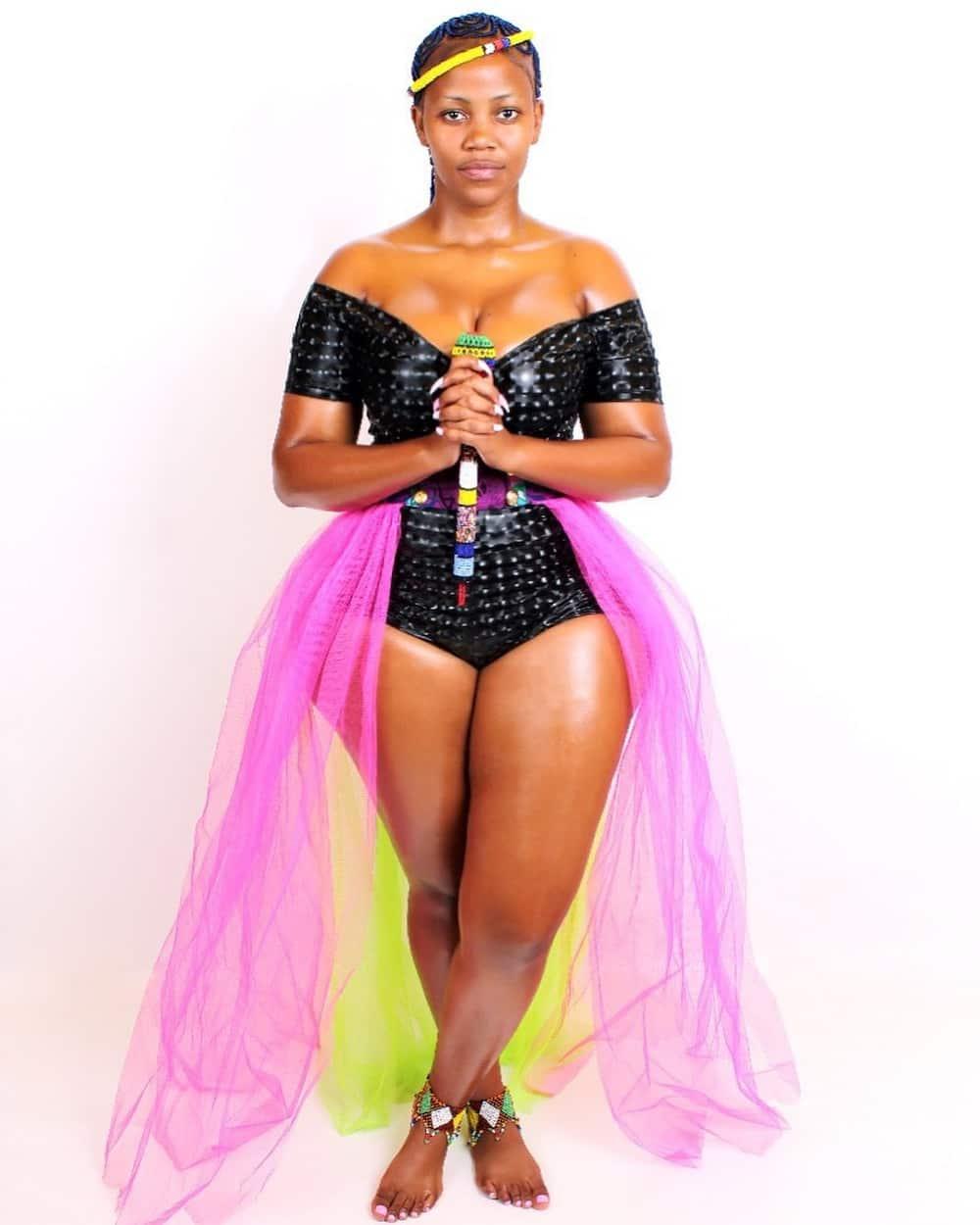 Zulu Daughter of the Soil