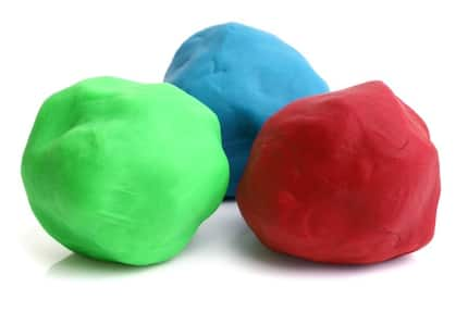 Learn how to make playdough at home