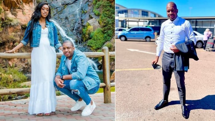 Kaizer Chiefs keeper Itumeleng Khune drops sweet photo with lovely wife