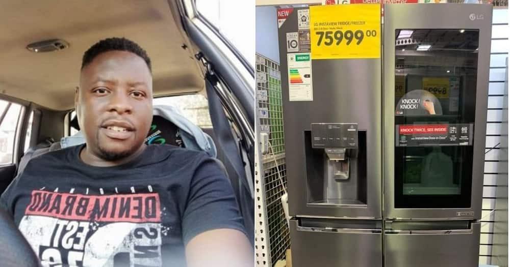 Saffas Really, Stunned, Fridge, Costing, R76 000