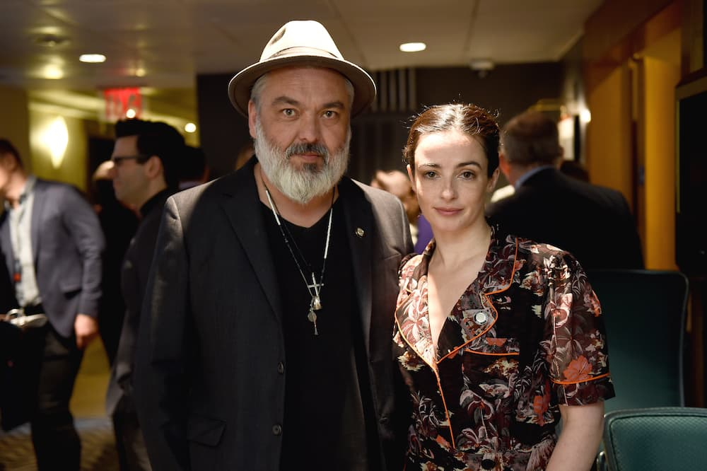 Laura Donnelly and Jez Butterworth