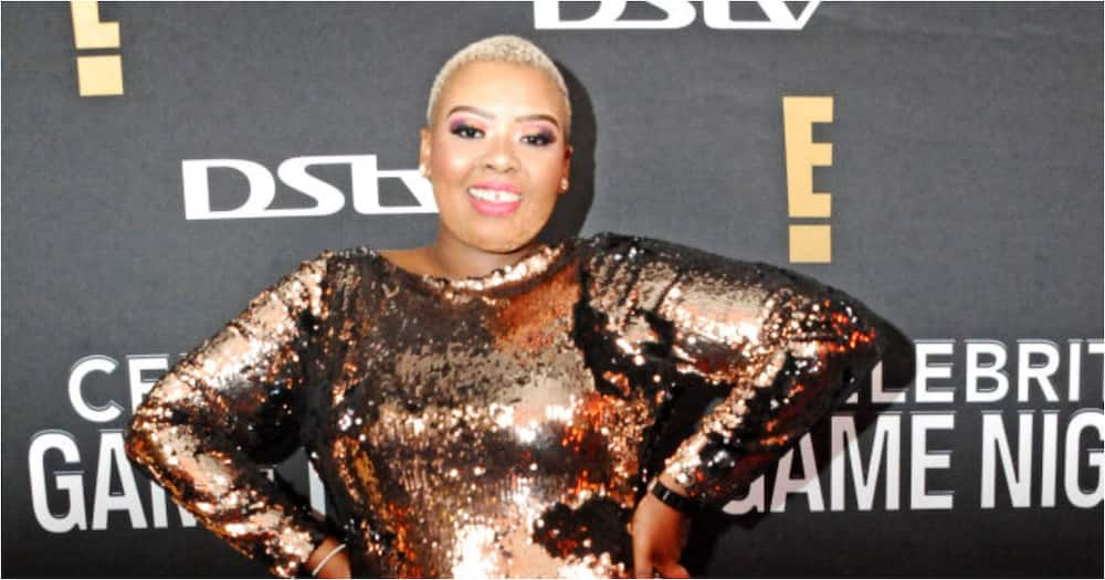 Anele Mdoda's scary experience of men gaining entry to her hotel room