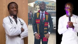 Mathias Edor: Meet the 25-year-old doctor, author of 7 books & founder of a church