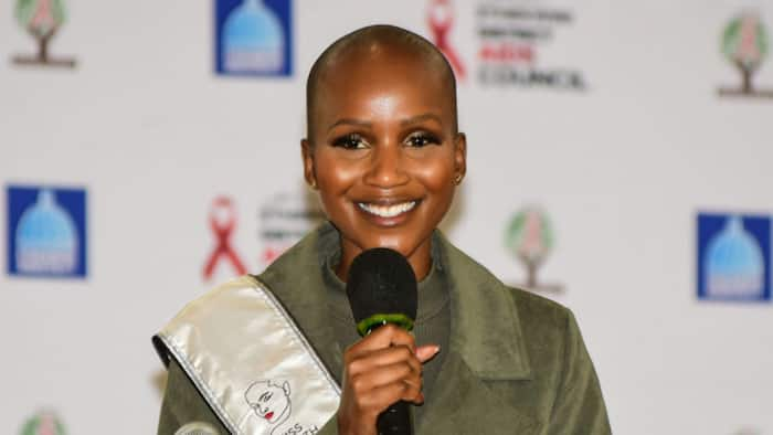 Miss SA releases self authored book about bullying: #ShuduFindsHerMagic