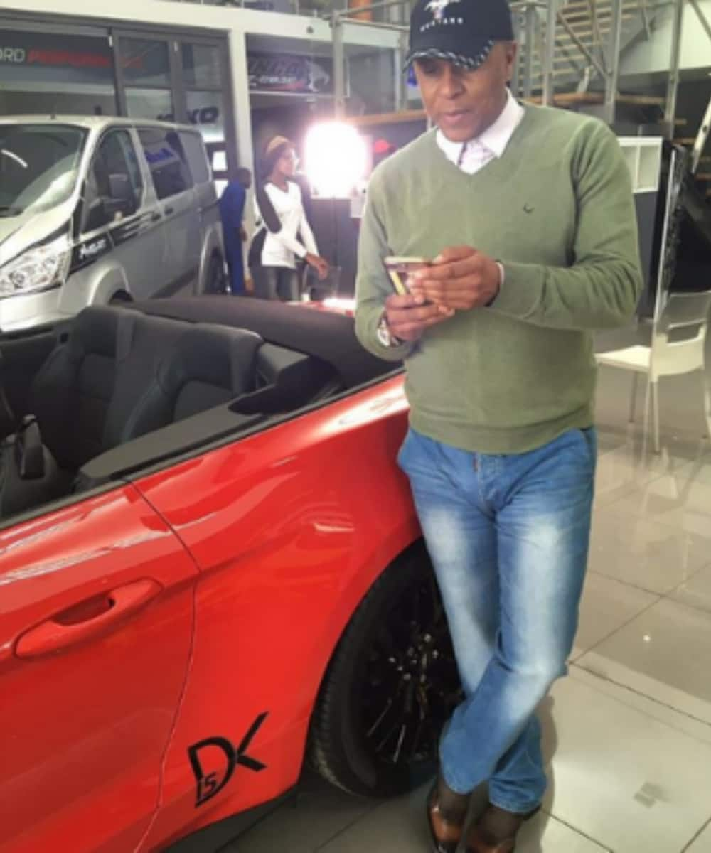 Kaizer Chiefs fans excited to have Doctor Khumalo on coach staff