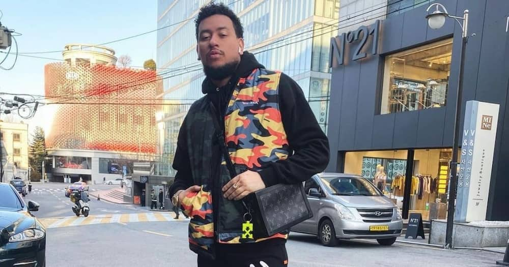 AKA Drops Behind the Scenes Footage for Finessin' Music Video