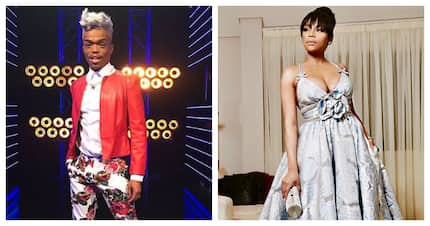 Bonang claps back at Somizi's shade during Feather Awards speech