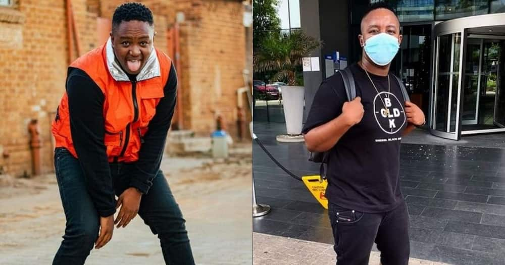 Just Exists: DJ Shimza's New Business Finds New Home, Excited About 1st Day at the Office