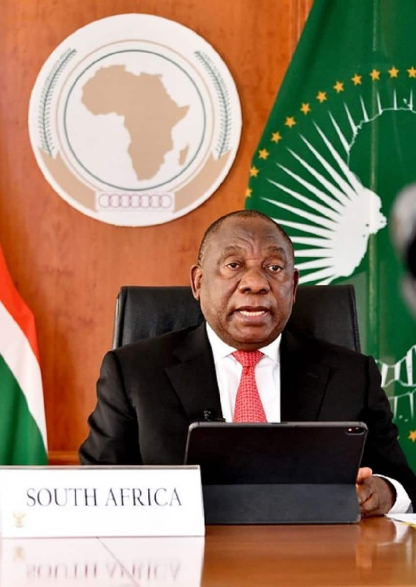 Fact check: No, President Ramaphosa did not hand in his resignation