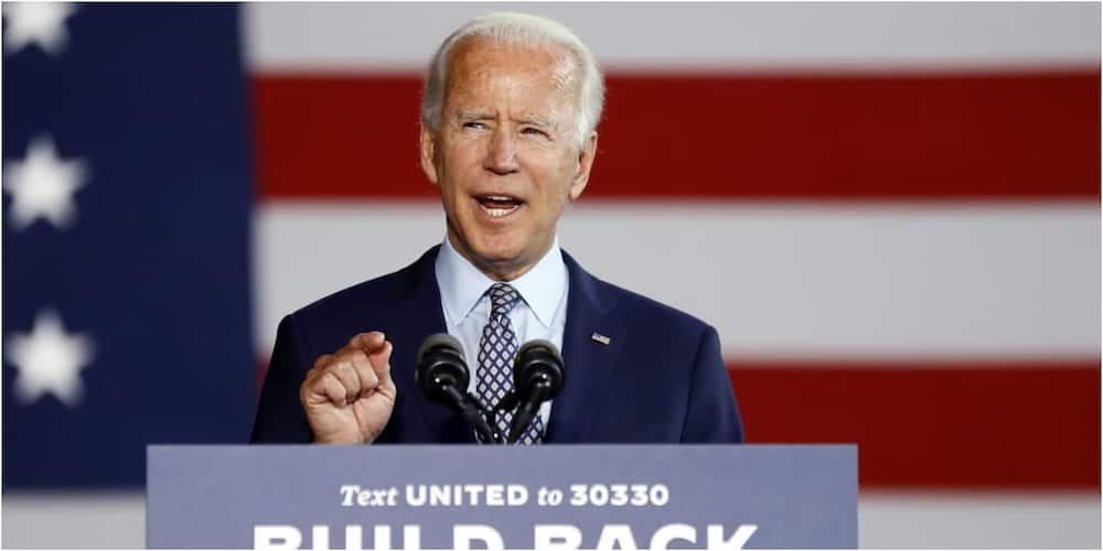US elections 2020: Joe Biden's 50-point plan for America