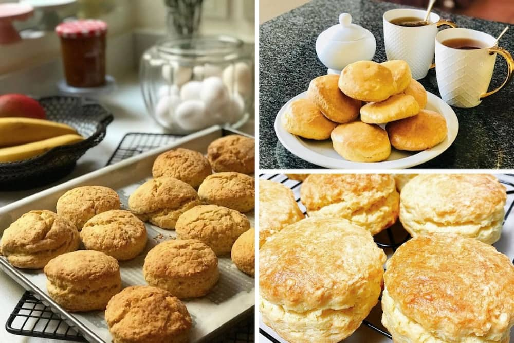 Top 5 scones recipe