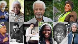 Wole Soyinka, Abdulrazak Gurnah, Nelson Mandela and 7 other Africans that received the Nobel Prize