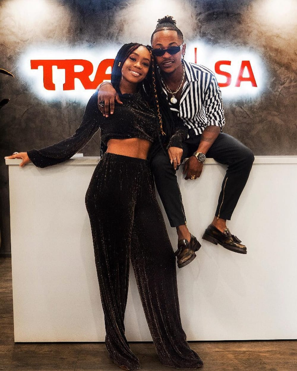 Priddy Ugly melts hearts with sweet 1st wedding anniversary post