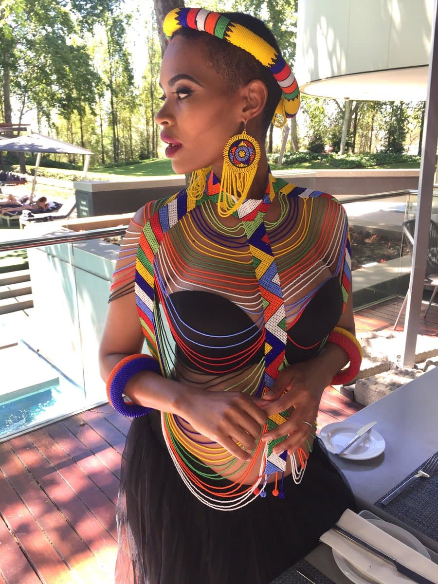Hottest actresses in South Africa
