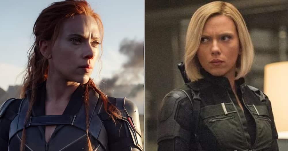 Scarlett Johansson, Disney, Black Widow.