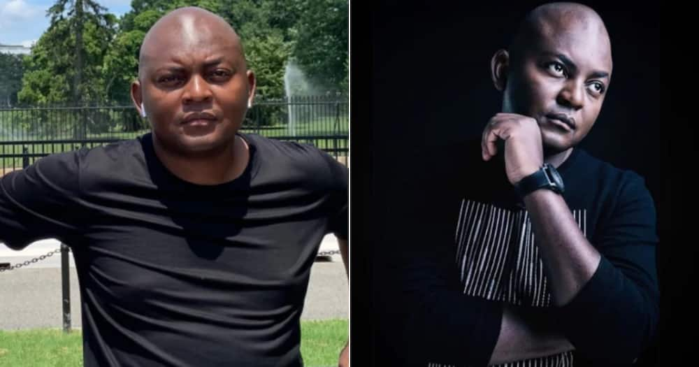 DJ Euphonik's 2 wives spotted together partying it up in style