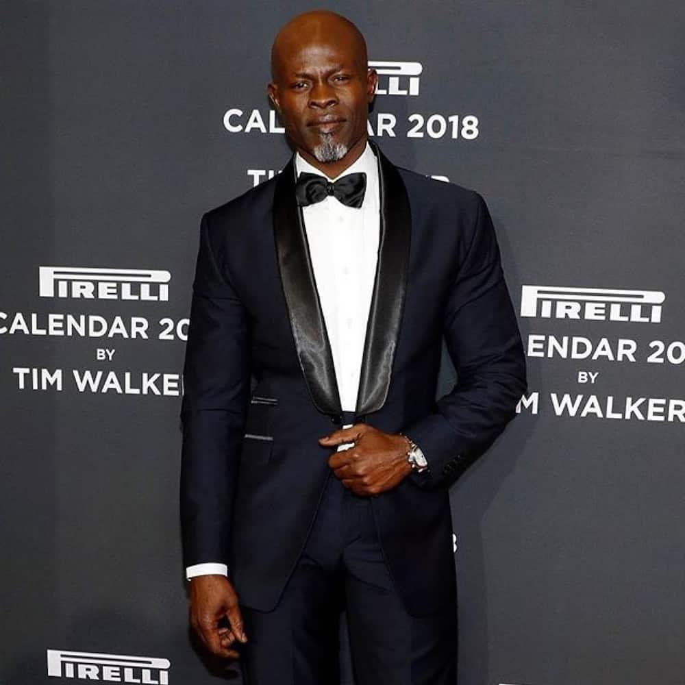 African actors in America