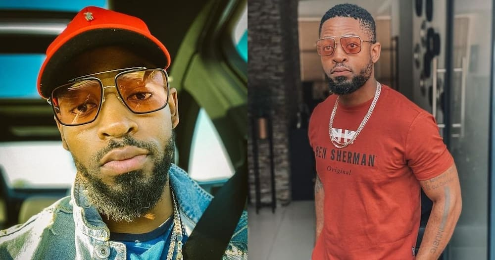 Prince Kaybee proudly announces winner of his awesome producer prize