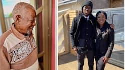 Bafana Bafana icon Reneilwe Letsholonyane pens emotional message to late 'Dad'