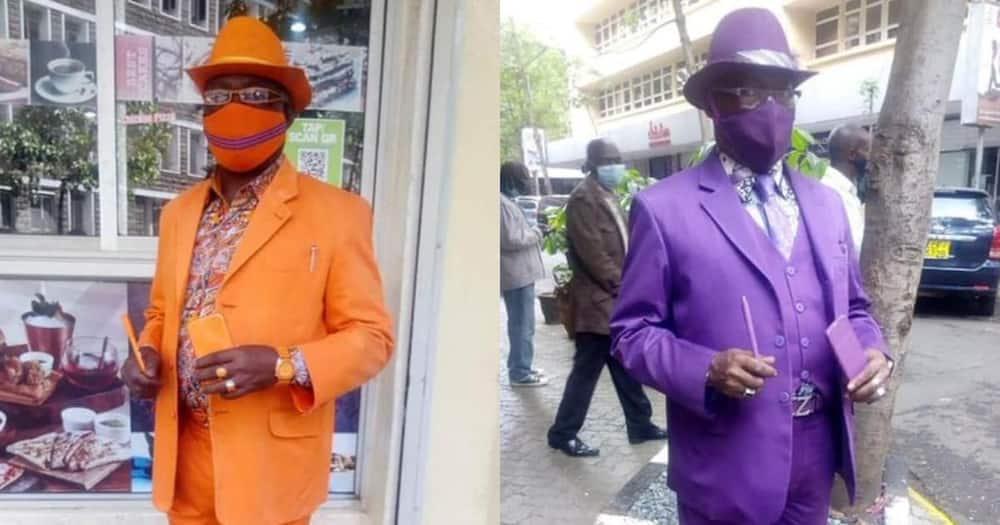 Like Rihanna: Kenyans notice Nairobi man's outfits match that of US singer