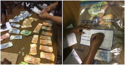 Tweeps praise hero cops who refused to take R25k bribe from suspect