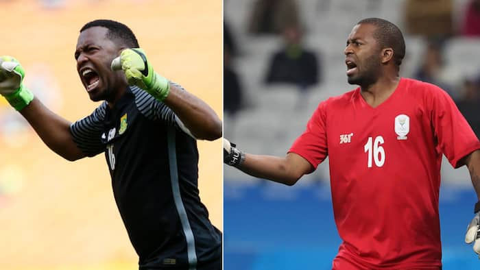 Chiefs, Khune to renew marriage vows with latter's contract extension