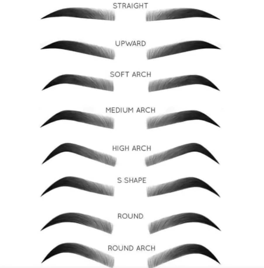 how to make perfect eyebrows eyebrow makeup how to do eyebrows