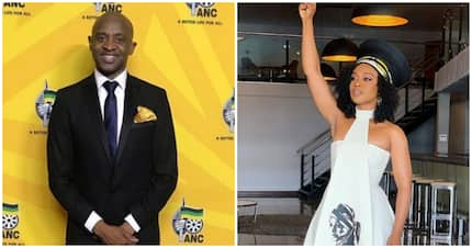 Nomzamo Mbatha speaks out after Arthur Mafokate picture backlash