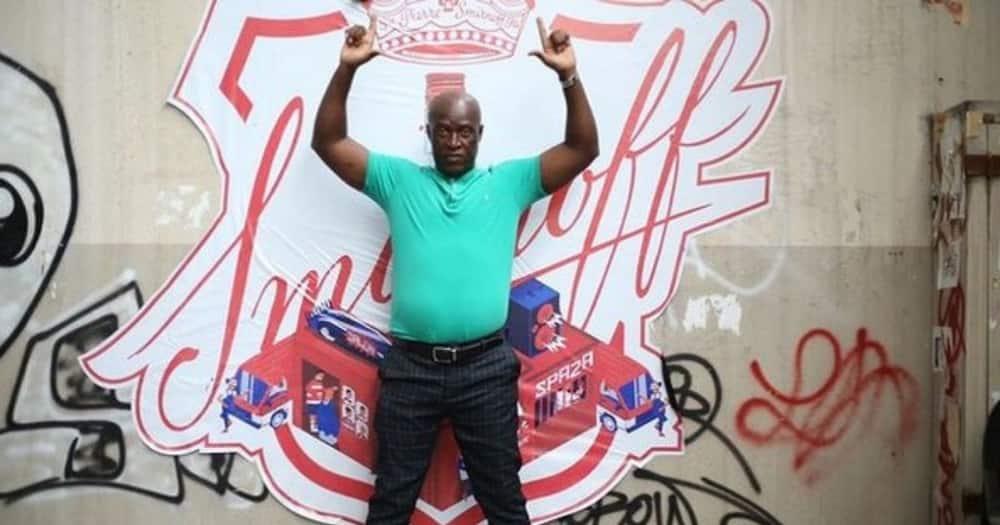 Exclusive, 'Uzalo', Masoja Msiza, chats, about show, partnership with, vodka brand