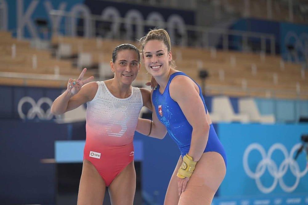 Olympics 2021 medal tale