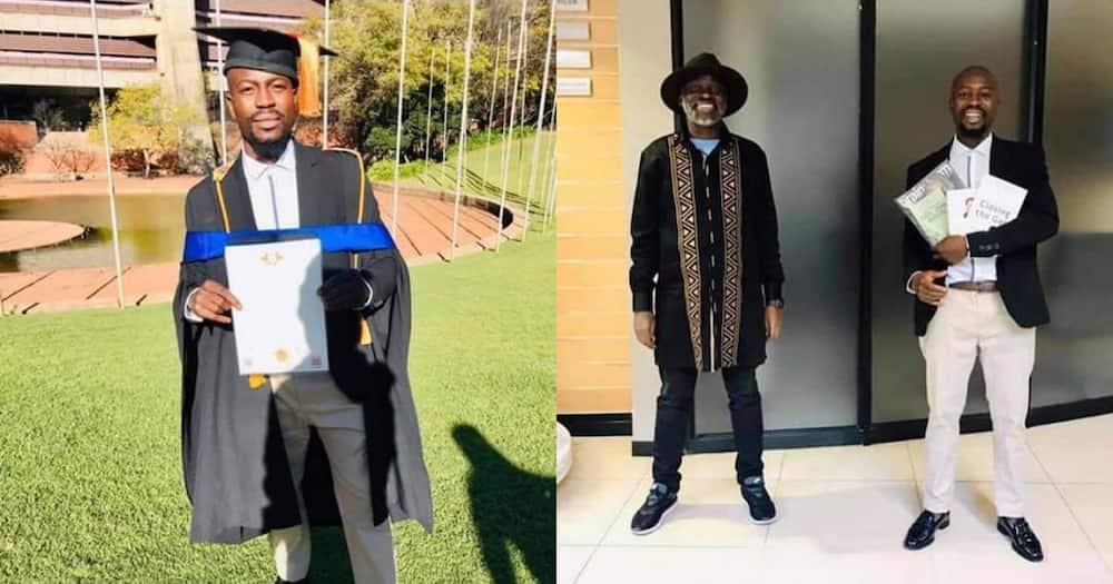 Feesmustfall Protests, Honours Degree, Sandile Mdlogwa