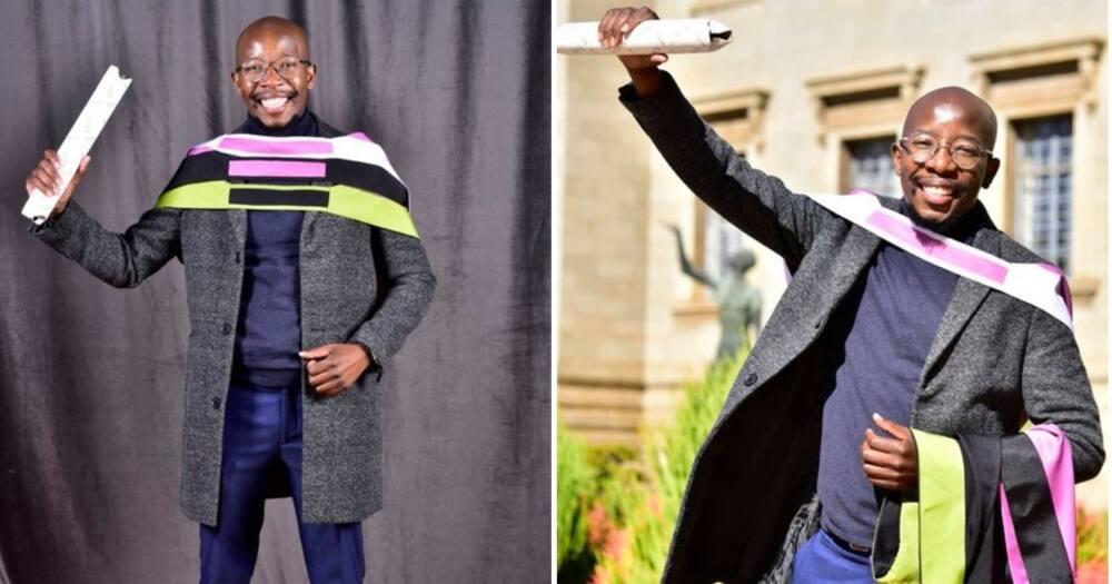 Mzansi, Praises, Graduate, Degrees, Wits