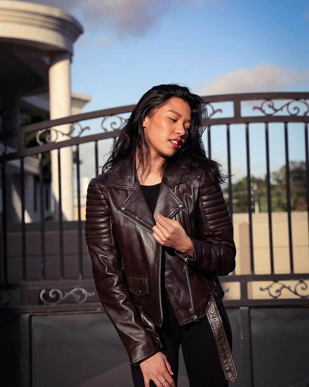 Womens leather jacket South Africa