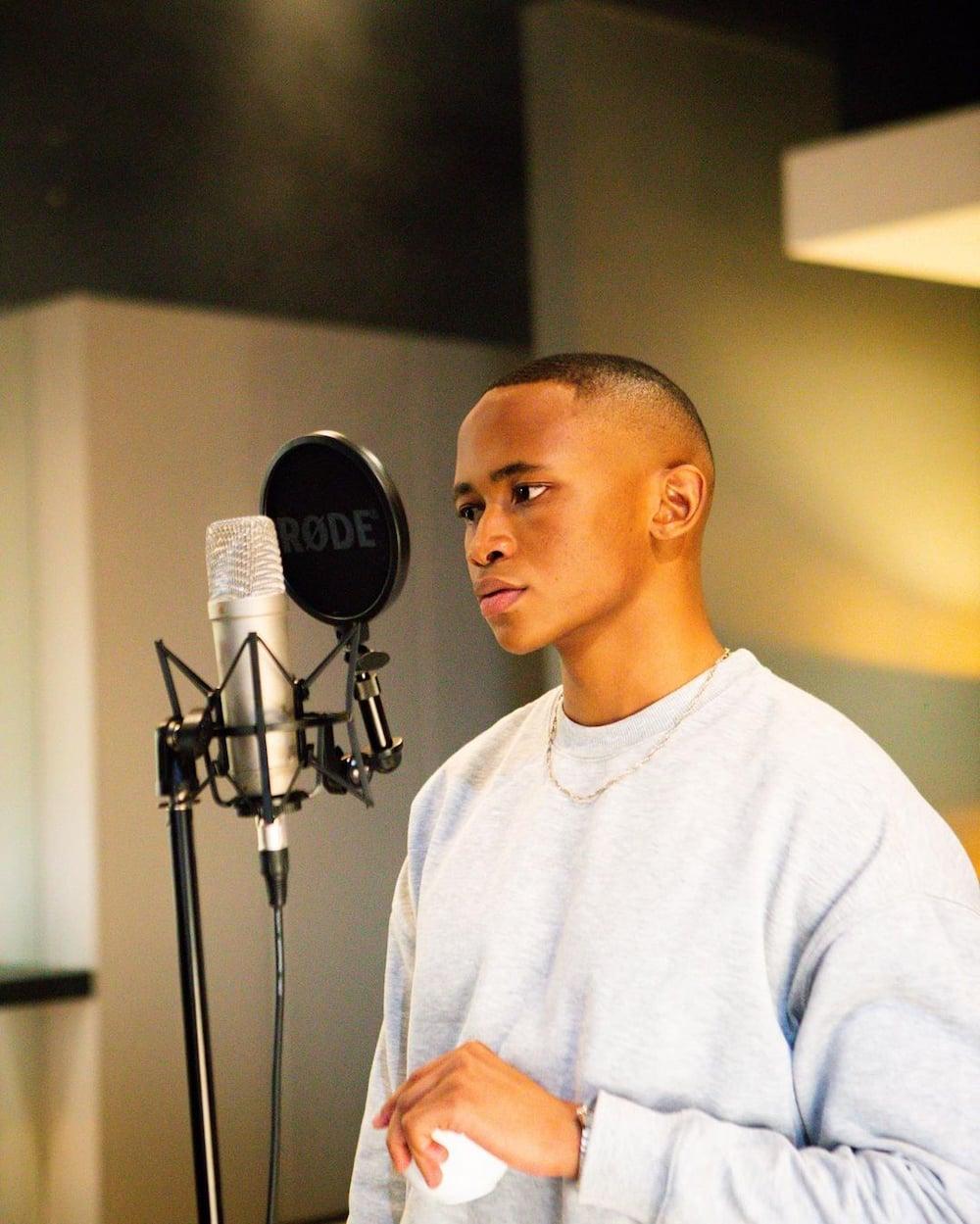 Ntokozo from Gomora singing