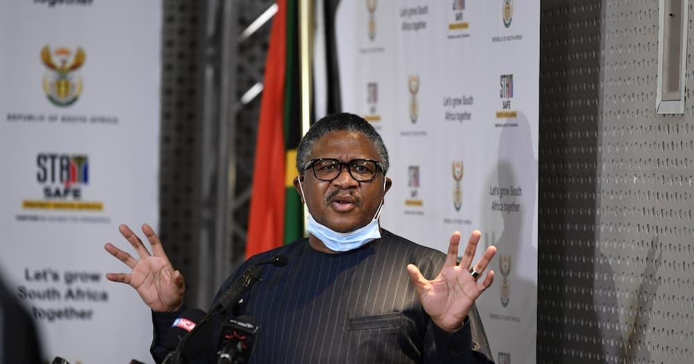 Transport Minister Fikile Mbalula, Aarto Amendment Act