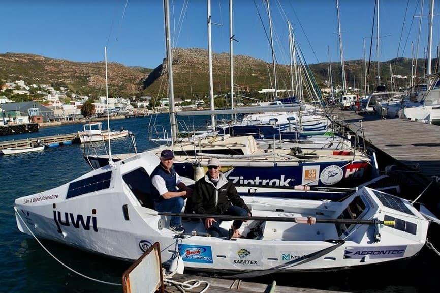 Cape Town to Rio: Saffa to embark on 7000km solo Atlantic row