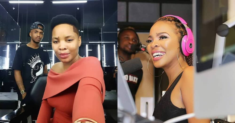 Masechaba Ndlovu Allegedly Loses a Tooth After Ex and New Bae Fight