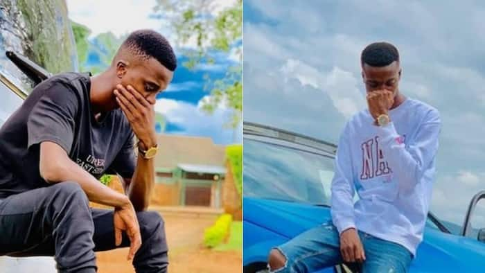 Prank or for reals: King Monada shares his BMW was towed away by the repo man